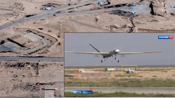 UAV Nga tác chiến ngược, nhờ bộ binh chỉ thị mục tiêu