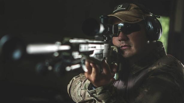 Kalashnikov gây bất ngờ với súng mang hệ thần kinh