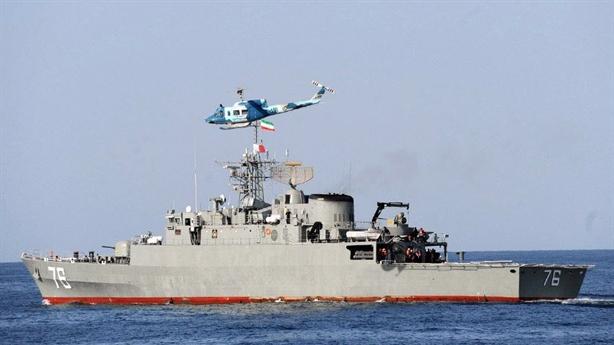 Younes giúp tàu Iran không gặp lại kịch bản trên Biển Đỏ