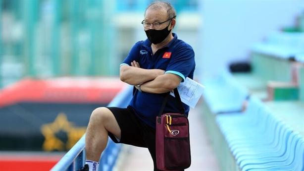 AFF Cup 2021: Thầy Park nhăn nhó, VFF tự tin giữ cúp
