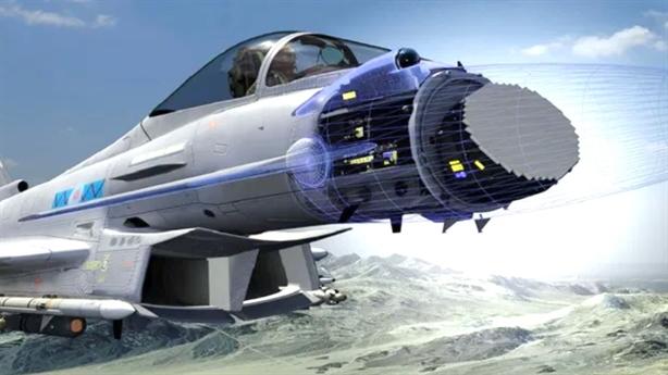 Typhoon tấn công điện tử, nhìn thấu mục tiêu với radar mới