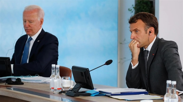 Pháp đưa Đại sứ trở lại Mỹ sau điện đàm Biden
