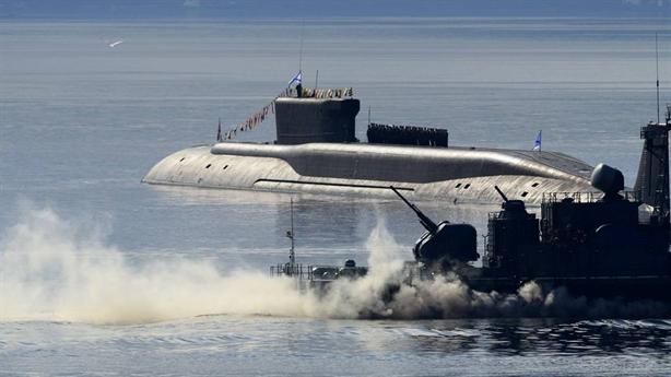 Nga trang bị ngư lôi Poseidon cho Bắc Cực trong năm nay