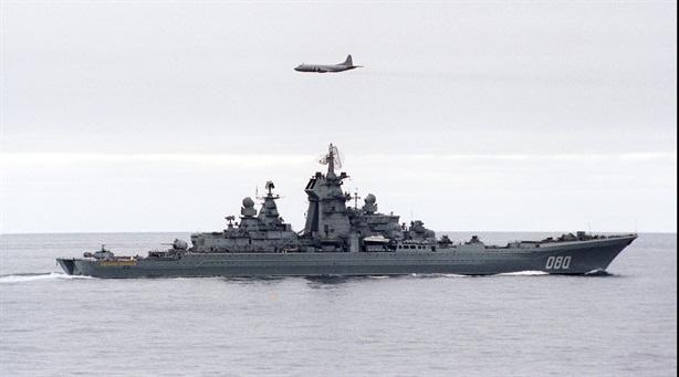 Sức mạnh đáng sợ của tuần dương hạm Nakhimov trên báo Mỹ
