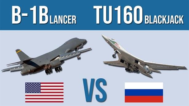 Chuyên gia Mỹ bác bỏ Tu-160 sao chép từ B-1B Lancer