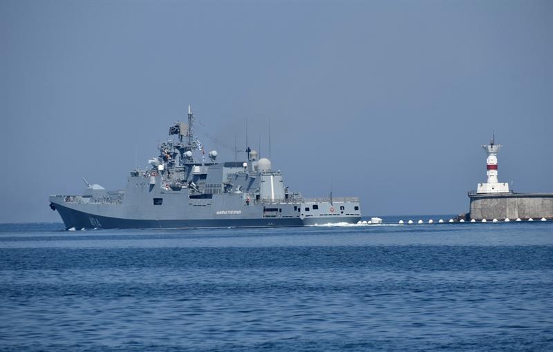 Hồi năm 2018, hai trong số ba tàu còn lại của loạt này được bán cho Ấn Độ, trước đó quốc gia này mua sáu tàu khu trục nhỏ như vậy từ Nga. Việc đóng hai tàu cho Ấn Độ sẽ được hoàn thành vào năm 2022-2023. Ngoài ra, hai khinh hạm tương tự nữa sẽ được đóng tại xưởng đóng tàu Goa Shipyard Limited của Ấn Độ.