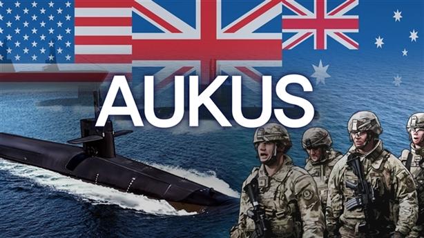 Daily Express: Nga-Trung có thể liên minh quân sự đối trọng AUKUS?