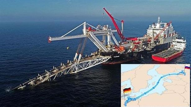 Mỹ trừng phạt Nord Stream-2: Cú móc sườn hóc hiểm vào EU?