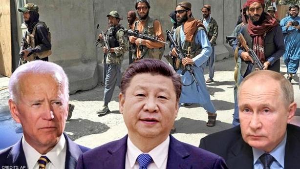 Cuộc đấu Mỹ-Nga-Trung ở Afghanistan và bài học cho vùng Vịnh