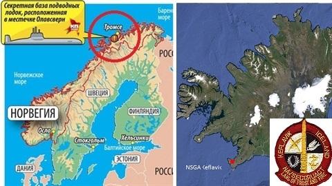 Mỹ-NATO quyết chặn Nga biến Đại Tây Dương thành 'ao làng'