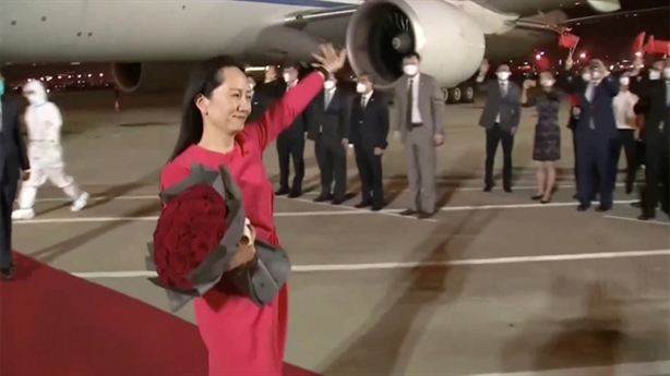 Bà Mạnh Vãn Châu được thả: Chuyên gia TQ kỳ vọng hơn...