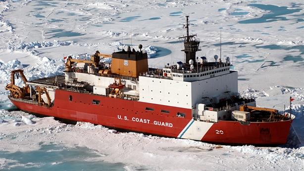 Tình trạng khốn khổ của hạm đội tàu phá băng Mỹ