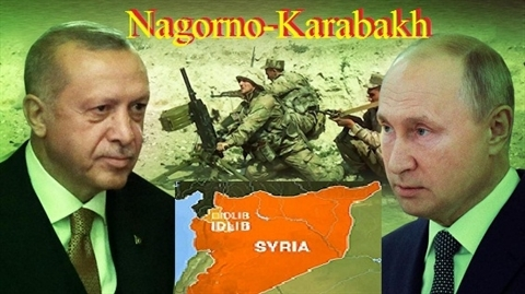 Nga có cần phải đề phòng Thổ Nhĩ Kỳ?