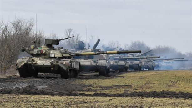 Một nửa số xe tăng Ukraine đã hoàn thành hiện đại hóa