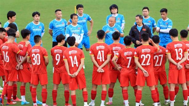 Tuyển Việt Nam không ngại chiêu bóng bổng Trung Quốc