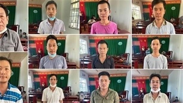 Hỗn chiến kinh hoàng ở Phú Quốc: Nhiều đối tượng trẻ tuổi