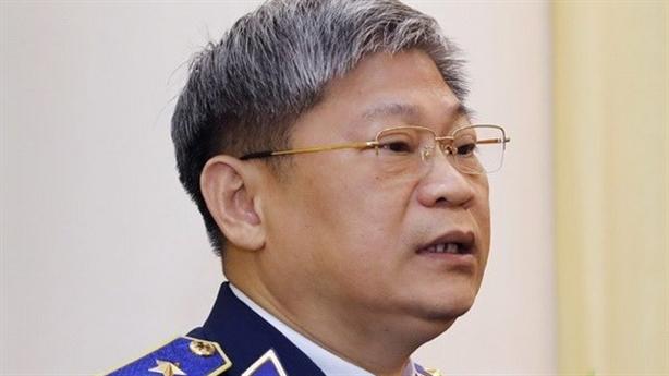 Ban Bí thư kỷ luật nhiều cựu lãnh đạo Cảnh sát biển