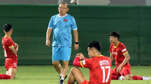 Thầy Park đã có bài để hạ tuyển Trung Quốc?