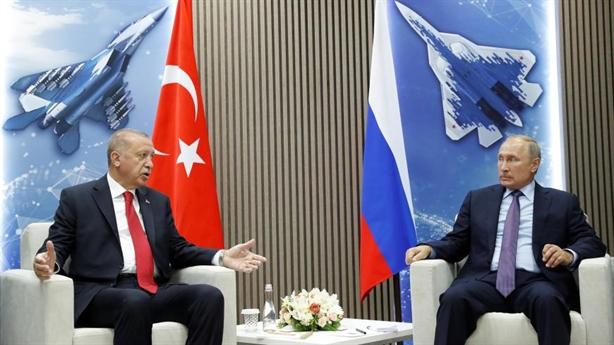 Hợp tác quân sự Nga-Thổ gây ác mộng cho phương Tây
