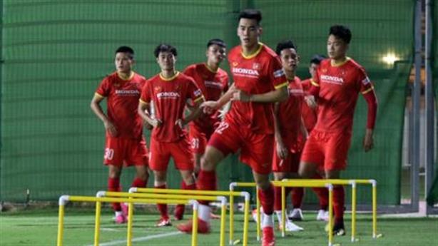 Tuyển Việt Nam gặp Trung Quốc: Những tin vui bất ngờ