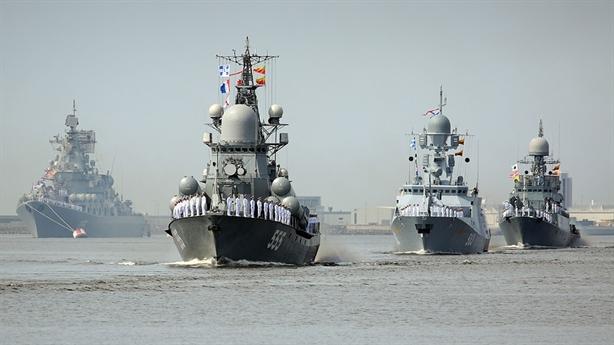 Bài toán của Nga khi thành lập Hạm đội Bắc Cực