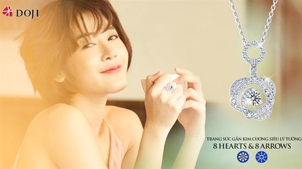 Kim cương DOJI - Tạo dấu ấn riêng cho nàng tỏa sáng