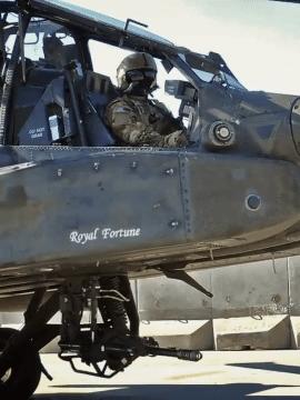 Được biết, IHADSS bao gồm một cảm biến tìm kiếm và chỉ thị mục tiêu ảnh nhiệt PNVS (AN/AAQ-11) đặt trước mũi trực thăng và nằm ở phía trên, một pháo tự động M230 30mm.