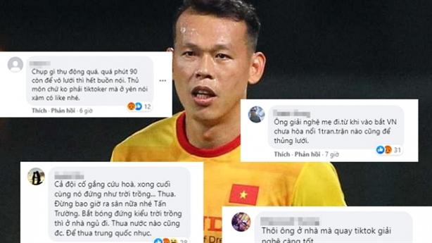 Tuyển Việt Nam bị chỉ trích: Thầy Hàn đã nói đúng