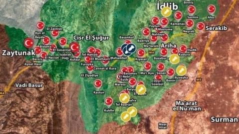 Nga dội bom căn cứ phiến quân thân Thổ ở Syria