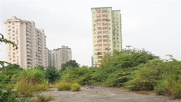 Động thái mới thu hồi dự án bỏ hoang ở Hà Nội