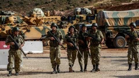 Tính mạng hàng trăm binh sĩ Thổ ở Idlib bị đe dọa
