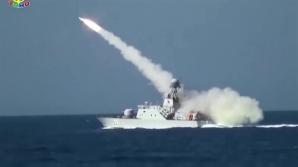 Sức mạnh tàu 381 Việt Nam tự đóng