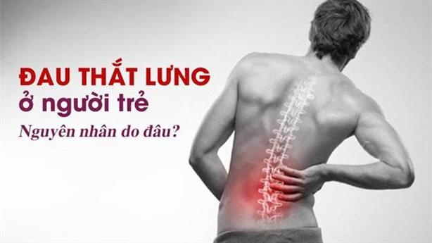 Có Cốt Thoái Vương – Không lo đau thắt lưng ở người trẻ