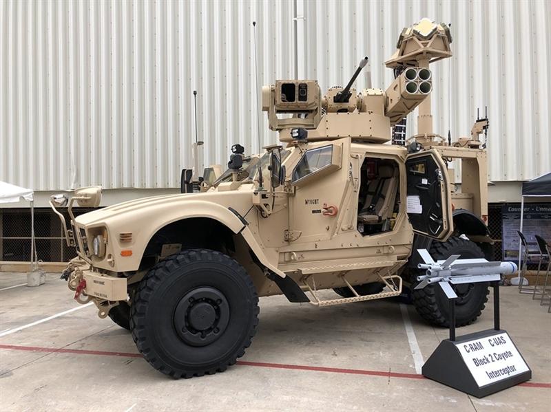 Loại UAV tấn công không tiếp xúc này có lợi thế hơn so với các UAV được trang bị vũ khí ở chỗ chúng có thể được thu hồi và tái sử dụng.