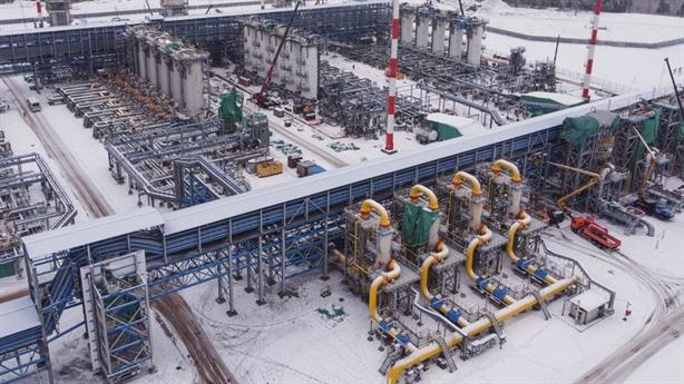 Nord Stream-2 đầy khí, Nga đã sẵn sàng bơm cho EU