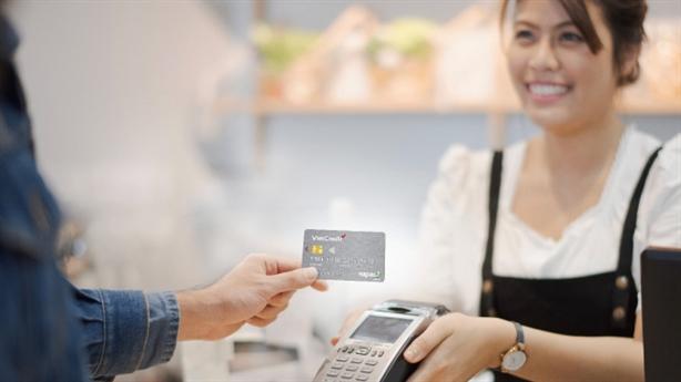 VietCredit thêm tính năng thanh toán qua POS/MPOS cho thẻ nội địa