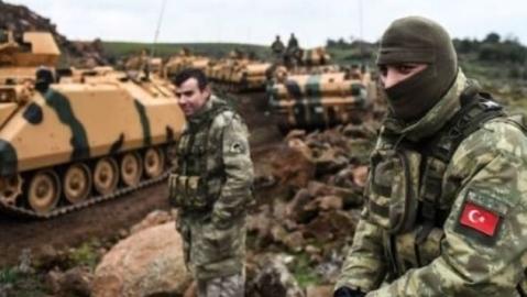 Thổ Nhĩ Kỳ sẵn sàng mở chiến dịch ở Bắc Syria?
