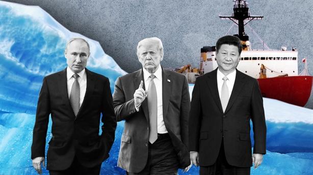 Châu Âu quyết chen chân, chặn tay Nga độc chiếm Bắc Cực