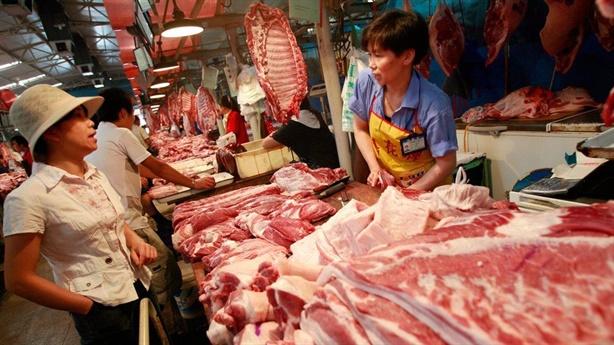 Giá thịt lợn tại Việt Nam cao nhất thế giới