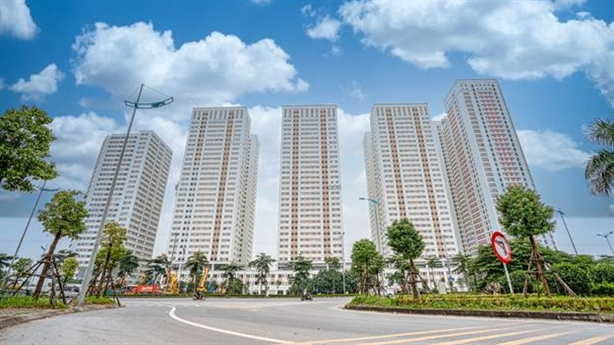 Tìm 5 chung cư giá dưới 25 triệu đồng/m2 tại Hà Nội