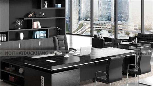 Nội thất DKF- Thiết kế văn phòng giám đốc theo phong thủy