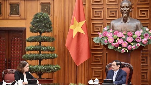 Australia-Việt Nam hợp tác tăng cường quan hệ Đối tác Chiến lược