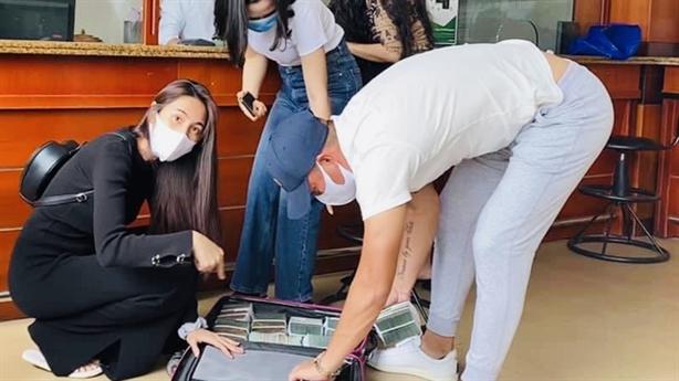 Một huyện báo lệch số tiền Thủy Tiên hỗ trợ: Giải thích
