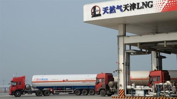 Khủng hoảng năng lượng: Mỹ ngãng châu Âu, bán LNG cho TQ