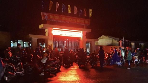 45 học sinh một trường ở Việt Trì nghi mắc COVID-19