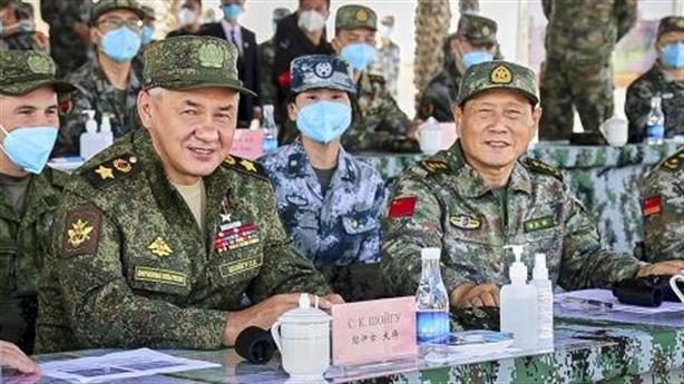 Mỹ lo thất thế chiến lược trước Nga-Trung