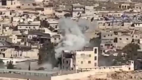 SAA tấn công HTS cùng các chỉ huy Thổ Nhĩ Kỳ