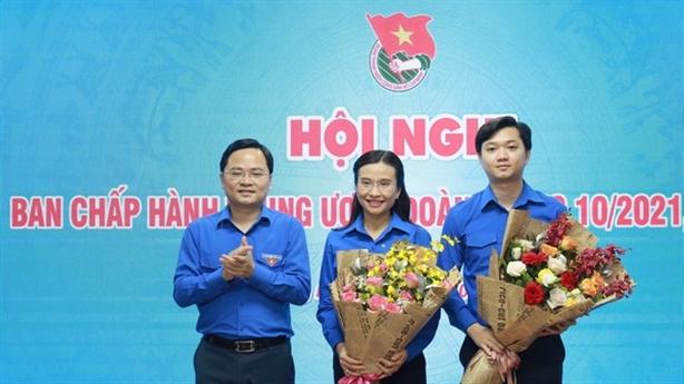 Ông Nguyễn Minh Triết làm Bí thư Trung ương Đoàn
