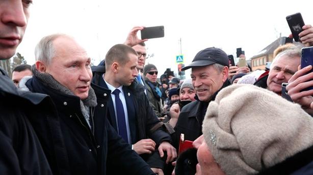 Cận vệ tiết lộ 4 vành đai thép bảo vệ ông Putin