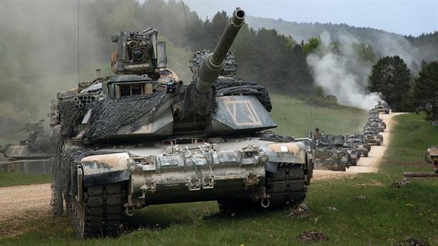 M1 Abrams có khoang vũ khí như T-14, mạnh hơn T-90?